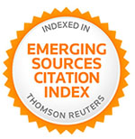 Thomson Reuters ESCI - Emerging Sources Citation Index